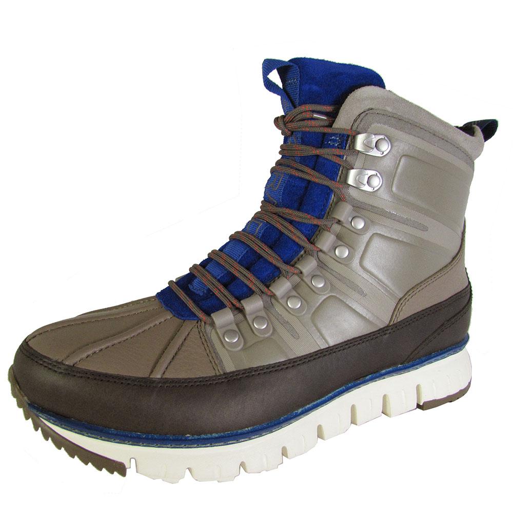 Cole Haan Mens Waterproof Zerogrand Sport Boot Shoes