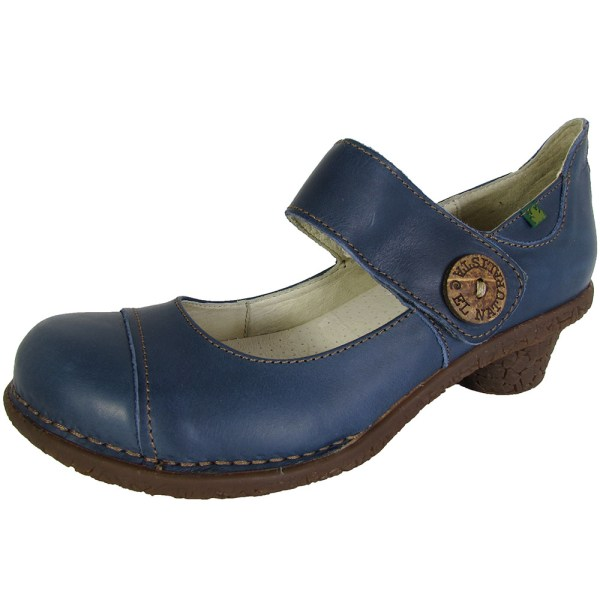 El Naturalista Womens N740 Tesela Mary Jane Shoes