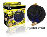 Xhose PRO 75ft Dap Original Expanding Hose Black with ...
