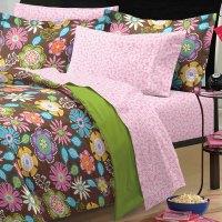 NEW Boho Garden Teen Girls Bedding Comforter Sheet Set