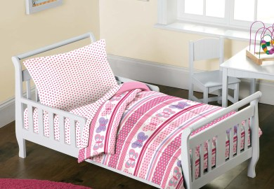 Purple Toddler Bedding For Girls