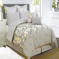 Eliana Grays, Yellow Comforter Bed In A Bag Set - Queen | eBay