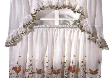 Rooster Curtains Ebay
