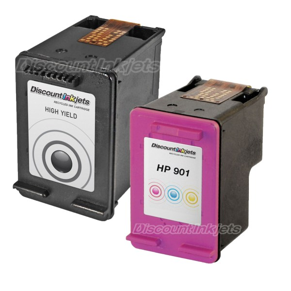 HP 901 Printer Ink Cartridges