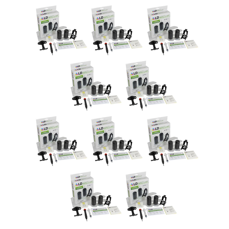 600ml Black Ink For Canon PG-30 PG-40 PG-50 Refill Kit