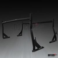 Adjustable Black Heavy Duty 500Lb Construction Rack Truck ...