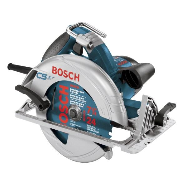 Bosch Cs10 120-volt 15 Amp 7-1 4- Adjustable Bevel Depth Levers Circular