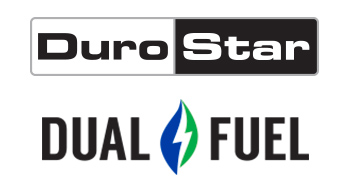 DuroStar DS10000EH 10000-Watt 18-Hp Dual Fuel HYBRID