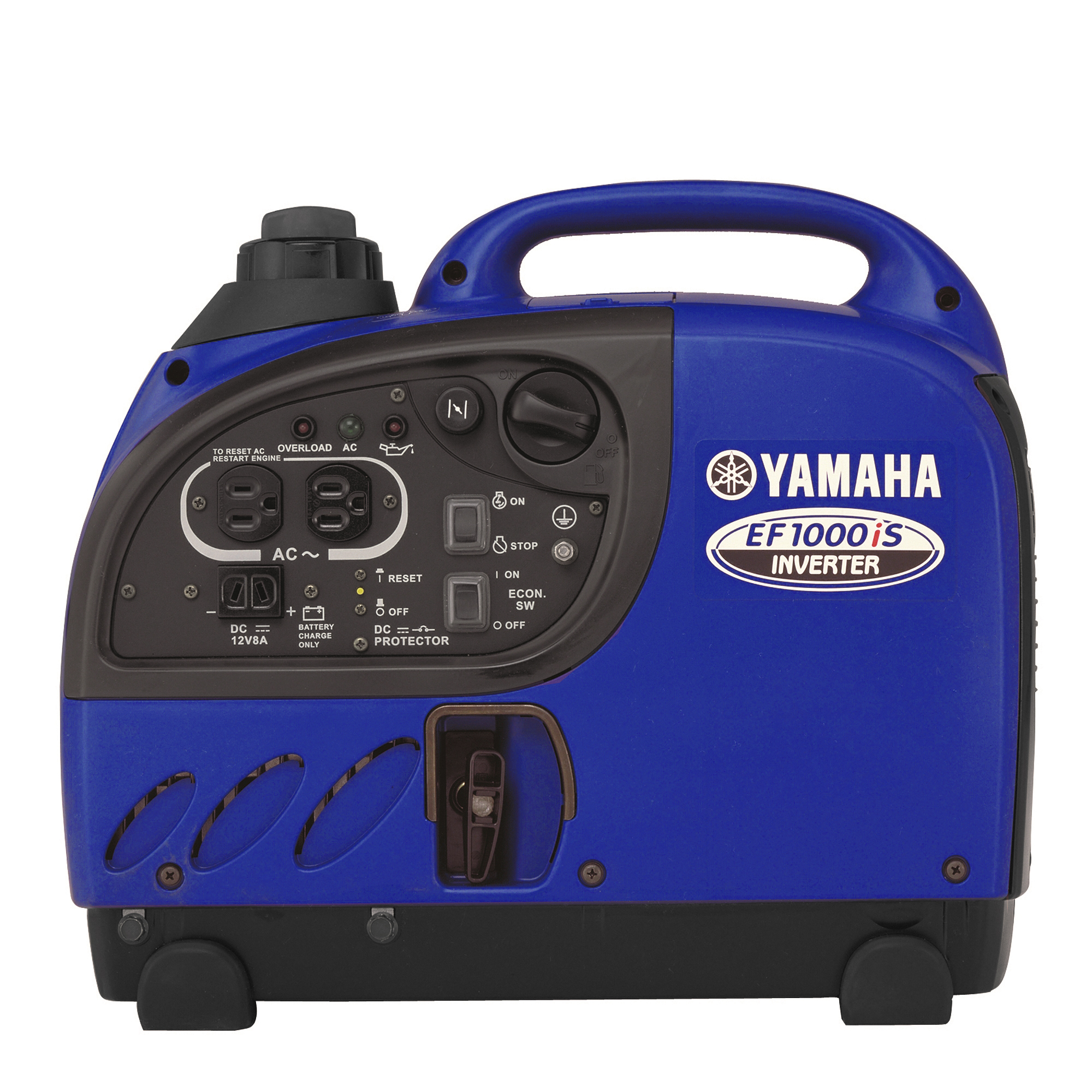 hight resolution of details about yamaha ef1000is 1 000 watt ohv gas powered portable inverter rv backup generator