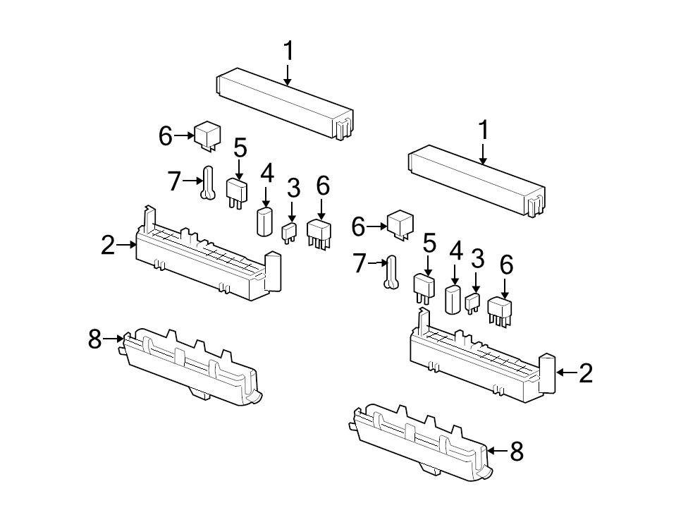 Service manual [2008 Cadillac Sts V Replace 100 Fuse