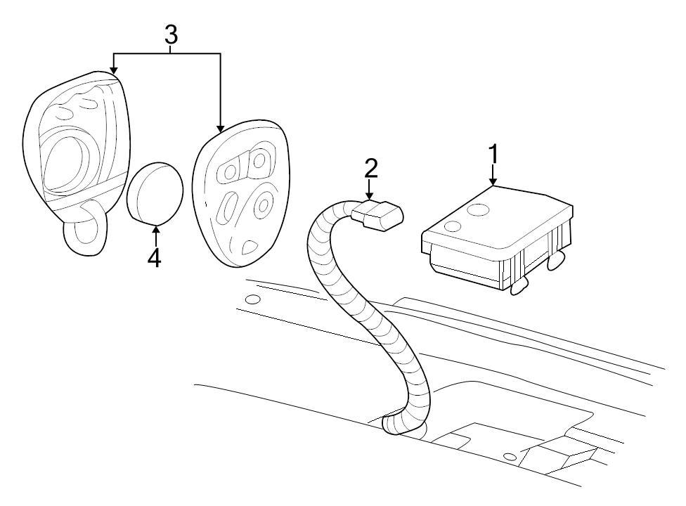 Chevrolet Tire Pressure Monitoring System