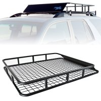 Top Basket Universal Roof Rack Cargo Car Luggage Carrier