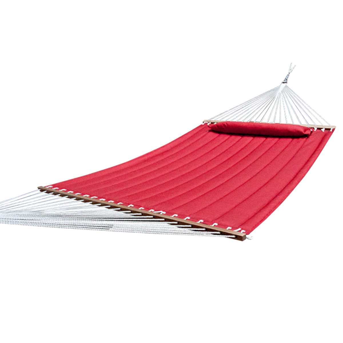 New Quilted Outdoor Hammock Cotton Sleeping Bed Camping
