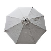 New Umbrella Replacement Cover Canopy 9 FT Feet 8 Ribs Top ...