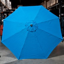 Patio Market Outdoor 9 Ft 8 Ribs Umbrella Cover Canopy