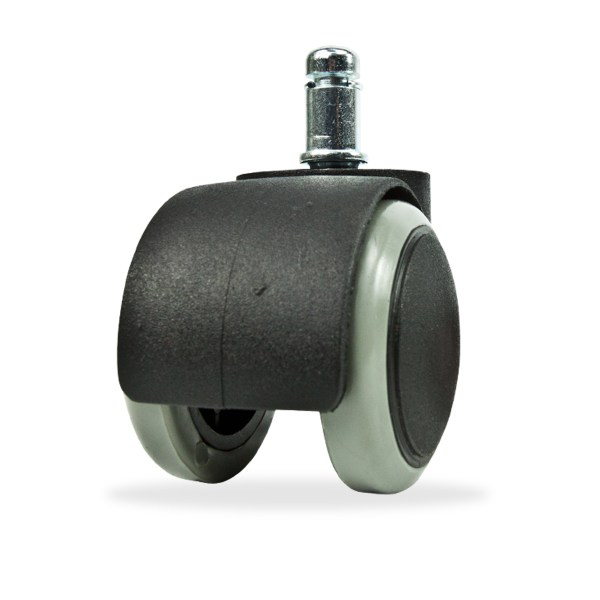 Rubber Office Chair Caster Replacement Wheels