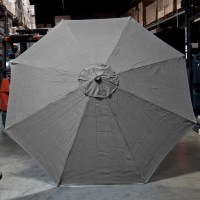 New Patio Market Outdoor 9 FT 8 Ribs Umbrella Cover Canopy ...
