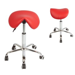 Rolling Stool Chair Lexington Dining Chairs Hydraulic Adjustable Facial Salon Massage Spa Dental