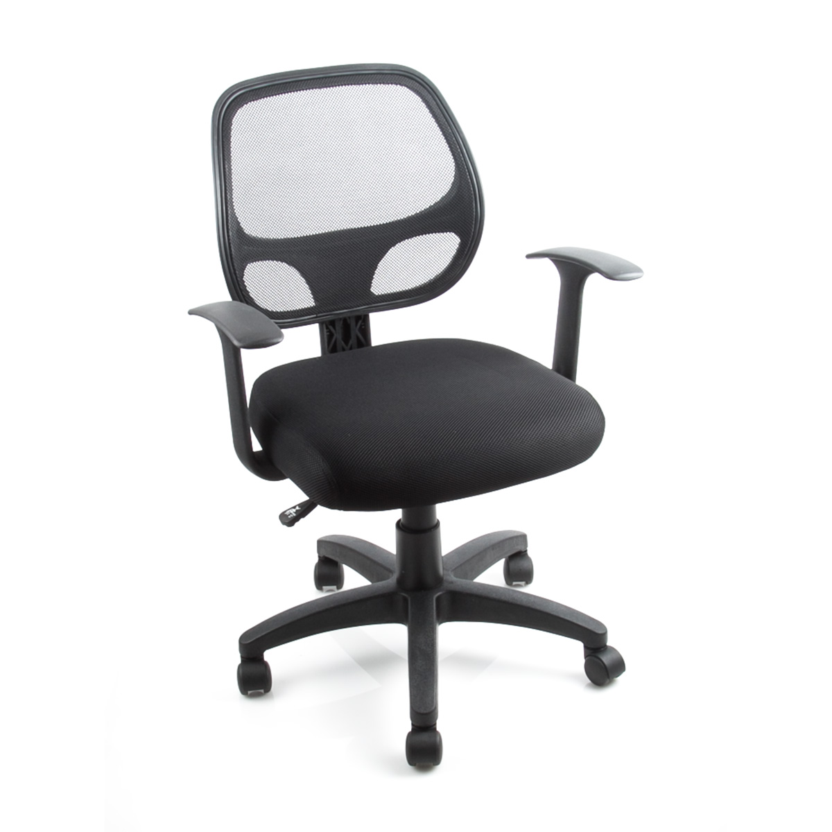 Mesh Ergonomic Office Chair 6 Black Modern Mesh Ergonomic Office Task Chair Stylish