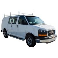 Chevy Express Fullsize Van 3 Bar 1996-2012 Ladder Roof ...