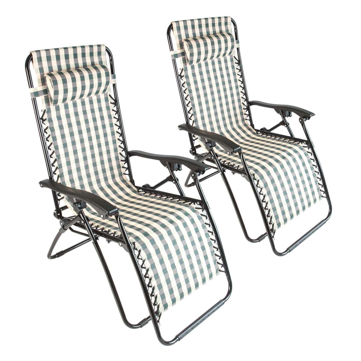 Lightweight Folding Beach Lounge Chair 2 Beach Zero Gravity Folding Lounge Chair Recliner Patio