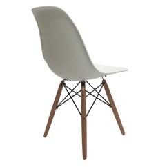 Eames Molded Wood Side Chair Folding Karachi Set Of 2 Dsw Dining Eiffel Dowel Leg