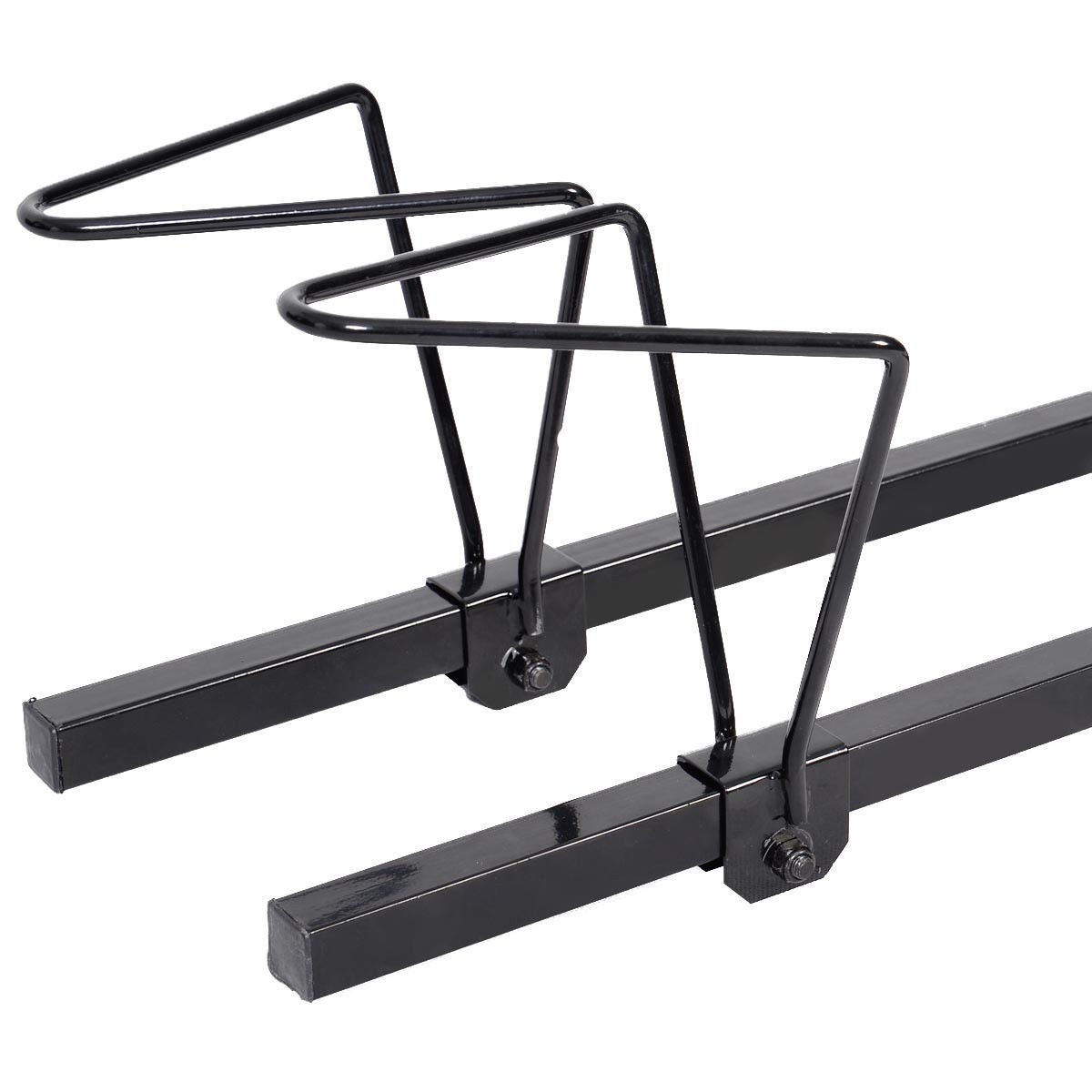 "2 Bike Bicycle Hitch Mount 2"" Heavy Duty Carrier Platform"