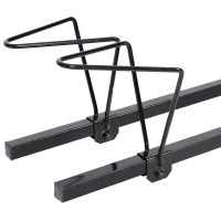 "2 Bike Bicycle Hitch Mount 2"" Heavy Duty Carrier Platform ..."