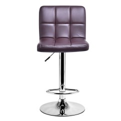 Swivel Bar Chairs Gym Ball Instead Of Chair 1 Pc Modern Leather Stool Adjustable Hydraulic Counter