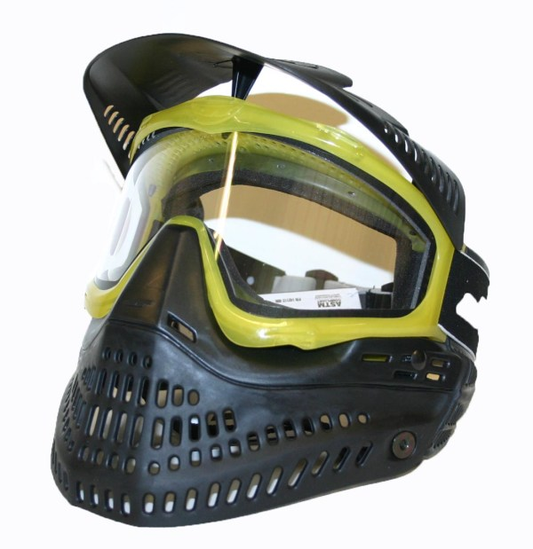 Jt Proflex Paintball Mask Goggles With Thermal Lens - Le