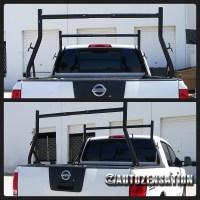 Heavy Duty 500Lbs Truck Ladder Rack Pickup Lumber Cargo ...