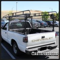 1000LB Contractor Heavy Duty Pickup Truck Ladder Rack ...