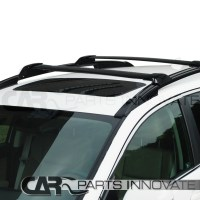 Fit 2012-2015 Honda CRV Black Roof Top Cross Bars ...