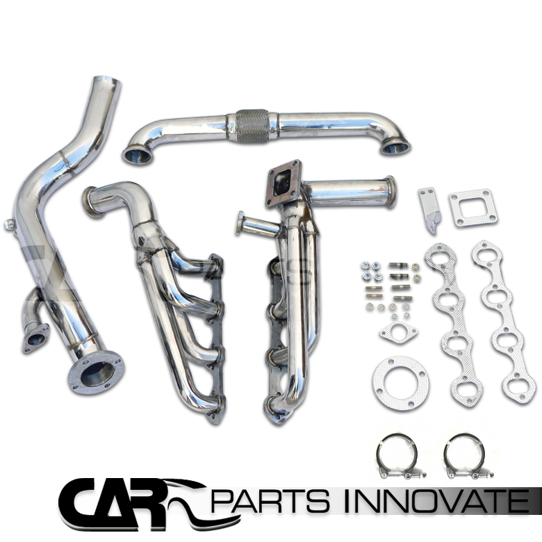 1979-1995 Ford Mustang 5.0L V8 Engine Stainless Steel T4