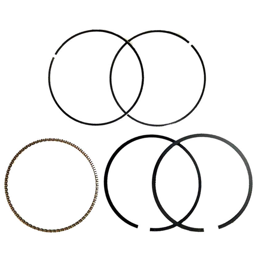 NEW 83.5MM PISTON RING SET FITS YAMAHA BIG BEAR 350 1987
