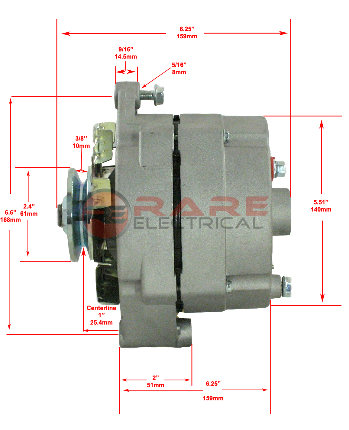 24v alternator wiring diagram 1990 honda accord fuel pump new 10si delco 1 wire self energizing hookup 50