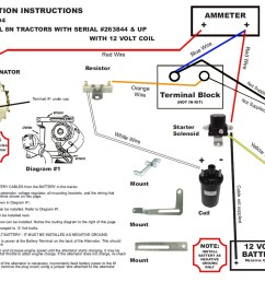 new generator alternator fits conversion kit late model 12 volt wiring diagram for farmall 450 12 volt wiring diagram for farmall 450 [ 3000 x 2400 Pixel ]