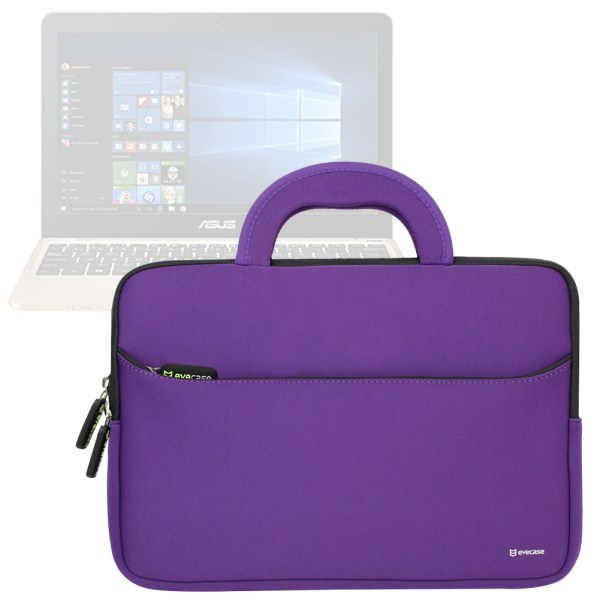 Laptop Neoprene Sleeve Handle Carrying Pouch Case For 116