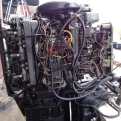 1979 Mercury 150 Hp Outboard Wiring Diagram Ford Mondeo Alternator Faults Used 1985 Xr2 Elpto 150hp Boat Motor