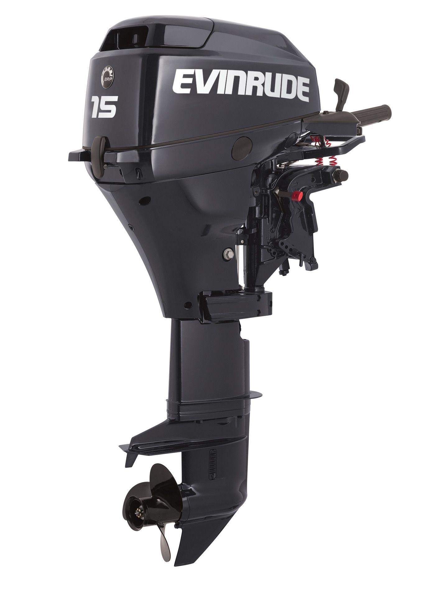 hight resolution of details about new evinrude 15hp 4 stroke outboard motor tiller 15 shaft engine