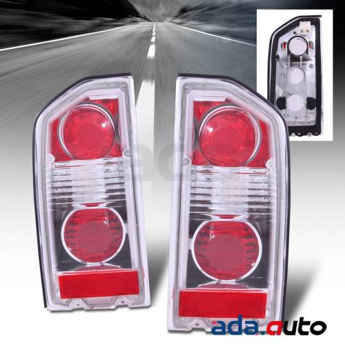 small resolution of 1988 1998 suzuki vitara sidekick geo tracker 2 4dr altezza red tail lights set