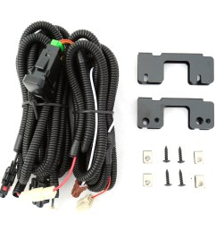 2014 2015 2016 mazda 3 sedan hatchback bumper fog lights switch wiring harness [ 1200 x 1200 Pixel ]