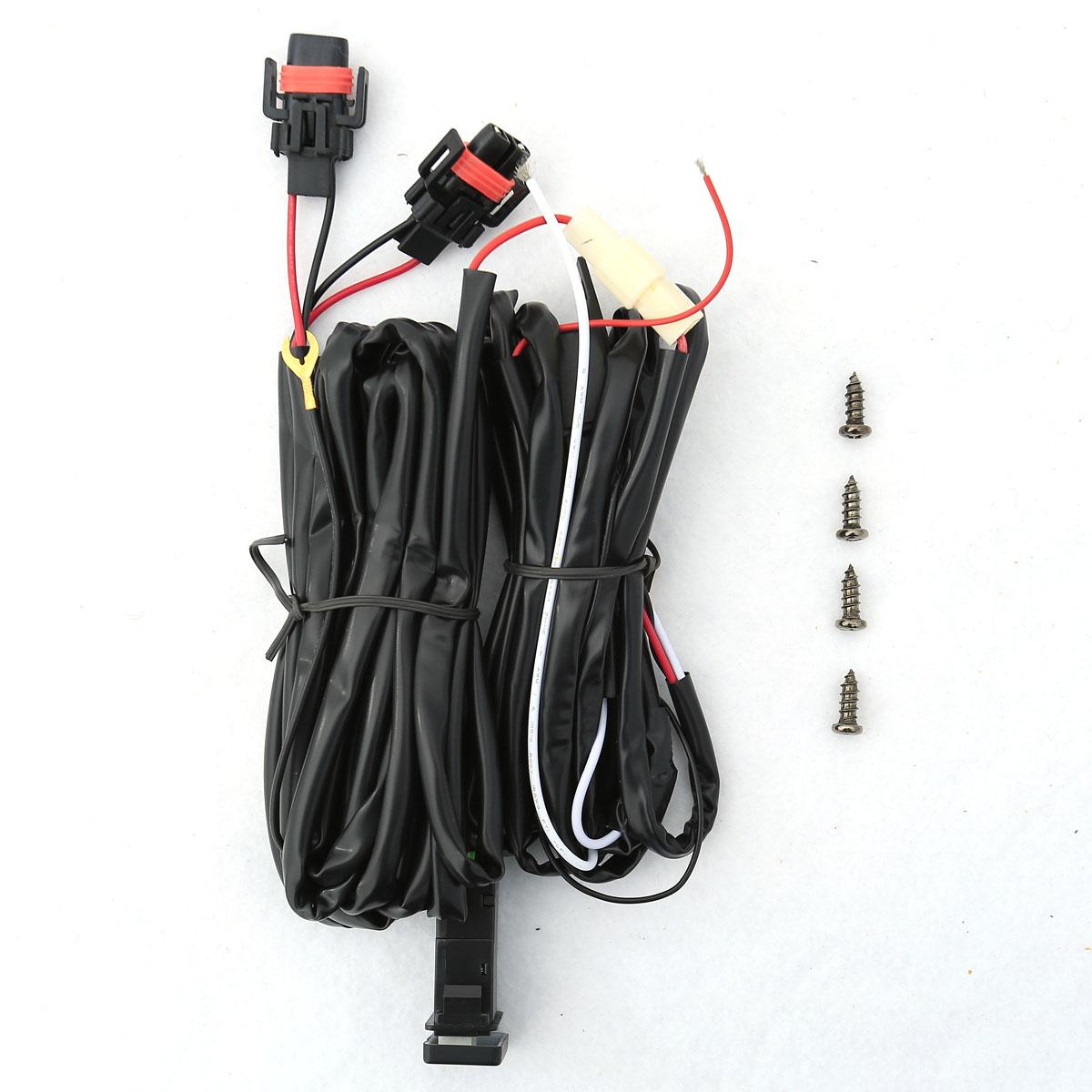 hight resolution of 2015 2016 toyota yaris factory style fog lights wiring toyota highlander wiring harness toyota stereo wiring