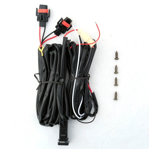 small resolution of 2015 2016 toyota yaris factory style fog lights wiring toyota highlander wiring harness toyota stereo wiring
