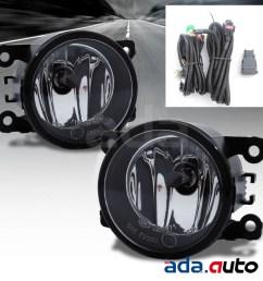2006 2014 suzuki grand vitara glass lens fog lights wiring harness  [ 1200 x 1200 Pixel ]