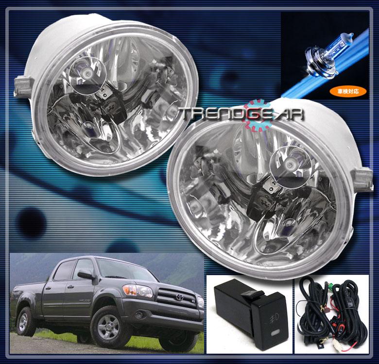 Toyota Tundra Fog Light Switch
