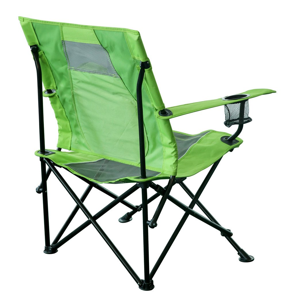 strong back chairs outdoor rocking chair cushions lowes strongback core folding camp with superior support