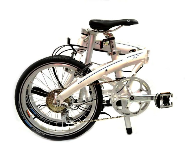 Dahon MU P8 Cloud Folding Bike Bicycle