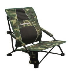 Low Beach Chairs Walmart Reupholster Dining Room Chair Cushion Strongback Gravity Folding With Superior