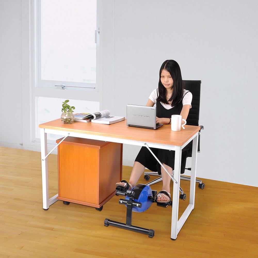 Mini Magnetic Pedal Exerciser Under Desk Bike Legs Workout